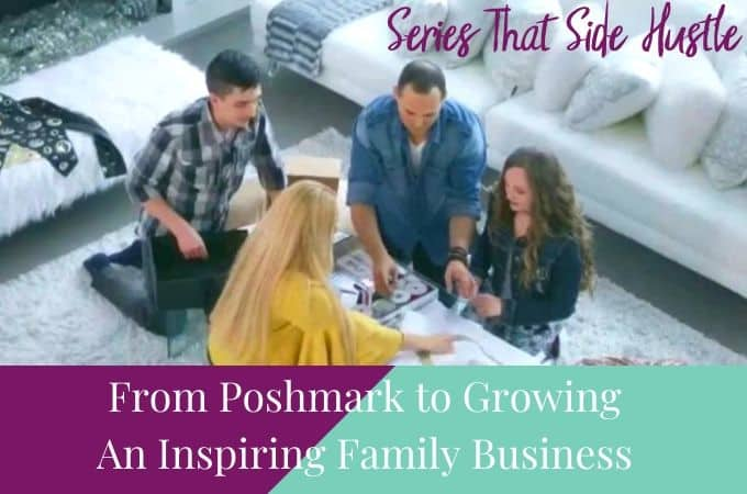 Poshmark to Family Business